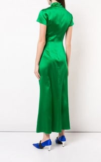 Saloni Green Kelly Dress 2 Preview Images