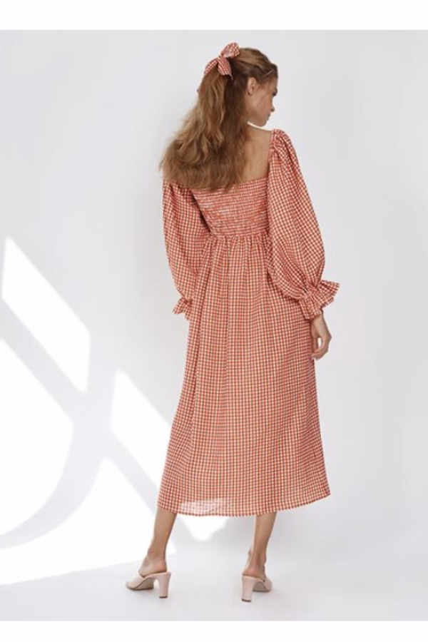 Sleeper Atlanta Linen Dress 5