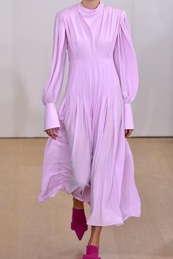 Image 3 of Emilia Wickstead roselle dress