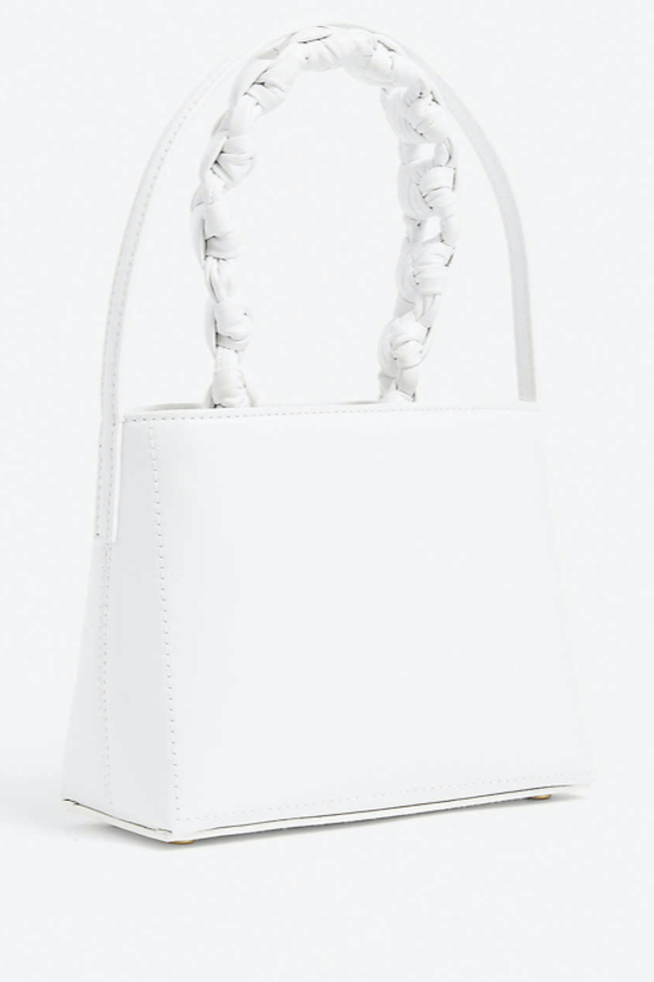 Jacquemus Le Sac Noeud leather handbag 3