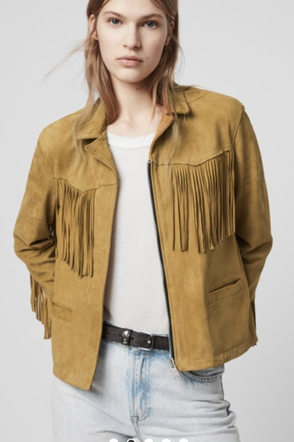 All Saints Mina jacket  2