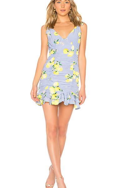 Majorelle Annalise Mini Dress