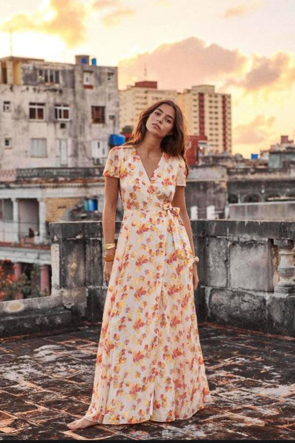 Sézane Armelle Dress 3