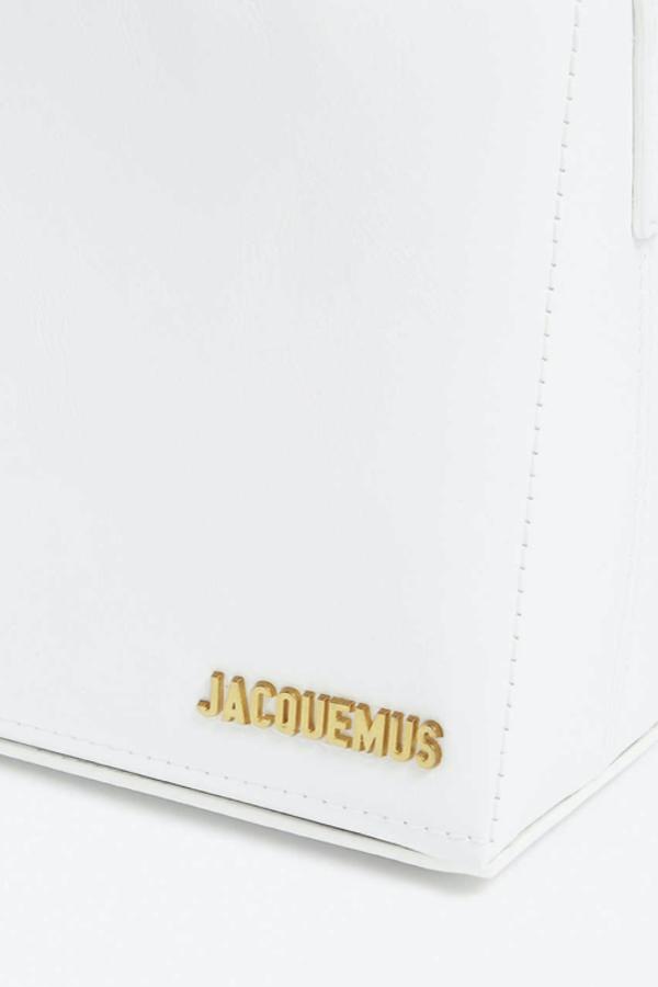 Jacquemus Le Sac Noeud leather handbag 2