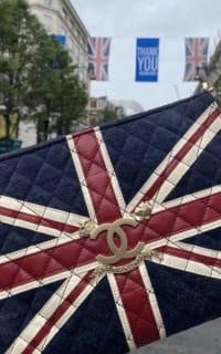 Chanel Union Jack bag 3 Preview Images