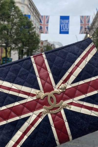 Chanel Union Jack bag 3