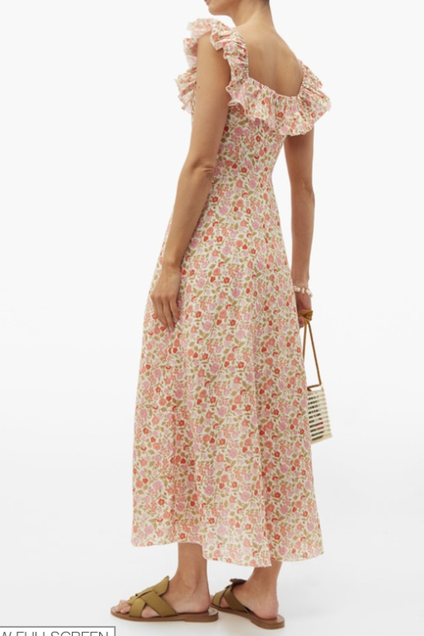Zimmermann Goldie dress 2 Preview Images