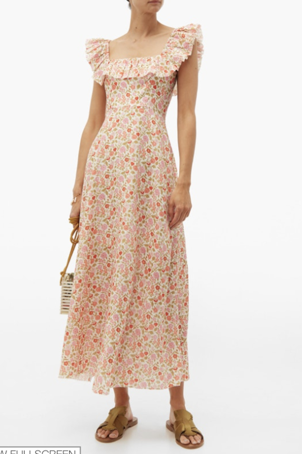 Zimmermann Goldie dress 1 Preview Images
