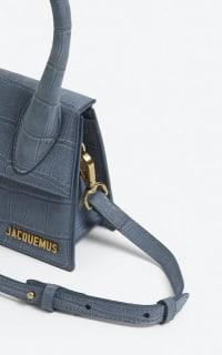 Jacquemus Le Chiquito medium suede bag 2 Preview Images