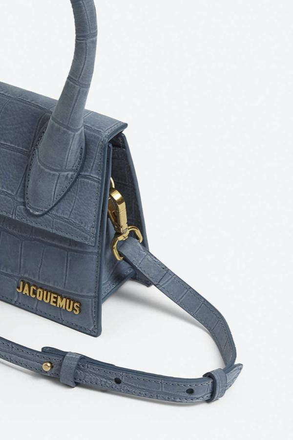 Jacquemus Le Chiquito medium suede bag 2