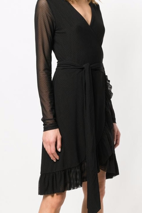 Image 3 of Ganni addison dress