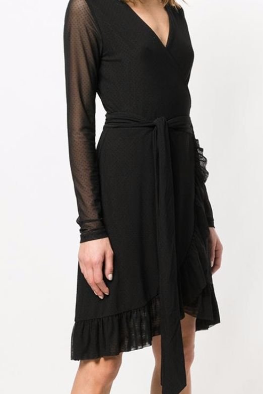 Ganni Addison dress 3 Preview Images