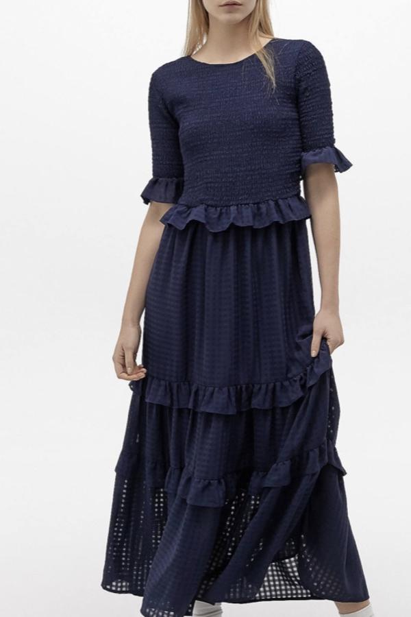 Résumé Tosca dress 4