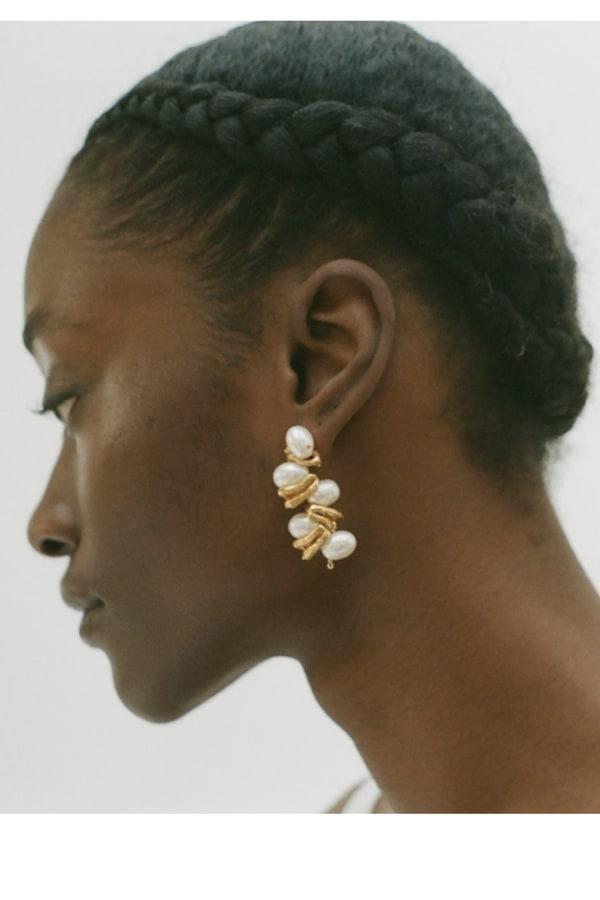Image 2 of Alighieri calliope earrings