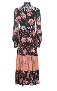 Gucci Printed long Sleeve dress 3 Preview Images