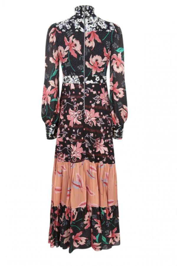 Gucci Printed long Sleeve dress 3