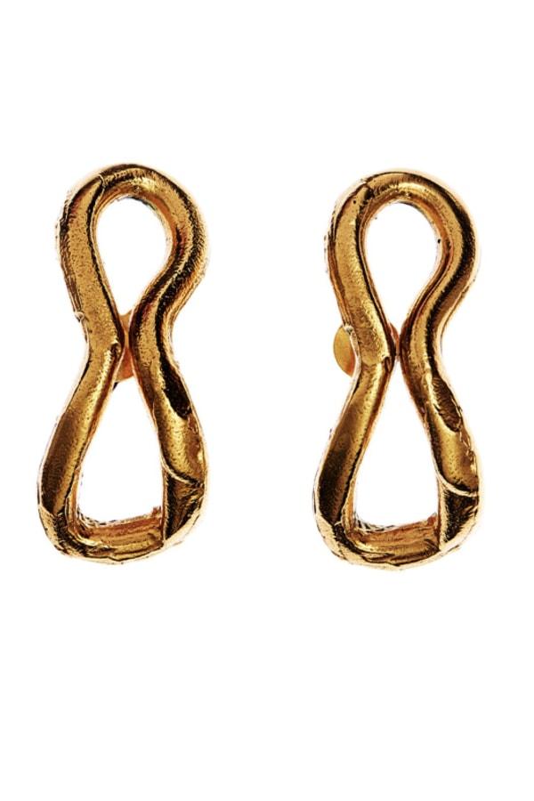 Image 1 of Alighieri distant mountain earrings