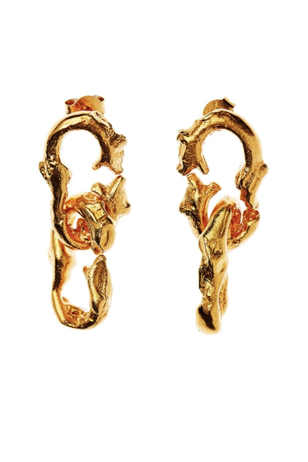 Image 1 of Alighieri refrain of the night earrings
