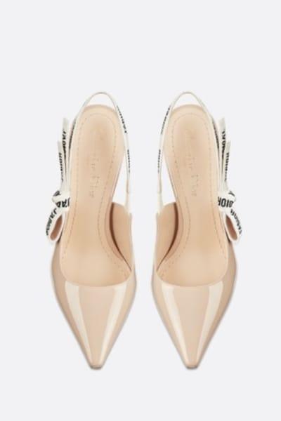 Dior Patent Slingbacks 2