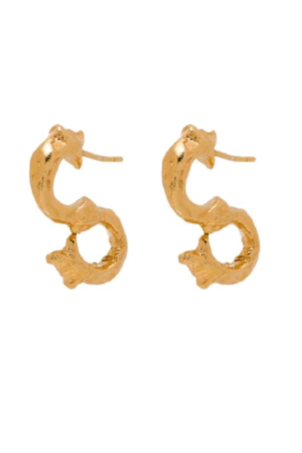 Image 1 of Alighieri parola ornata earrings