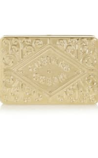 Anya Hindmarch Custard Cream Clutch  Preview Images
