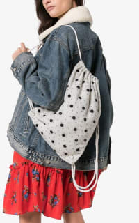 Ganni Wintour sequin embellished bag 5 Preview Images