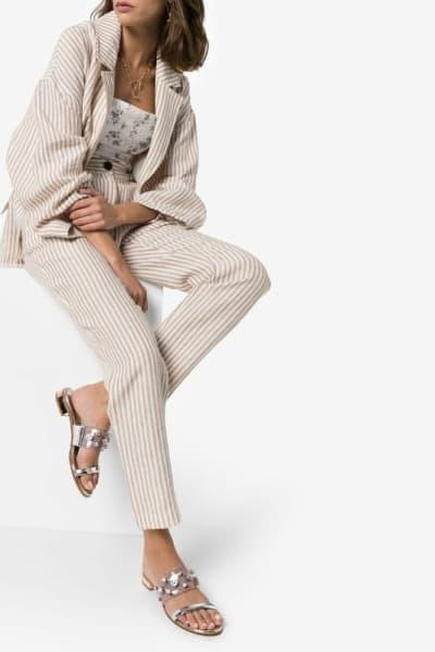 Sophia Webster Dina Embellished Sandals  2