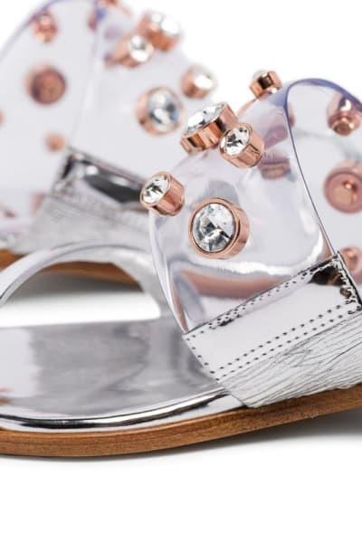 Sophia Webster Dina Embellished Sandals  4