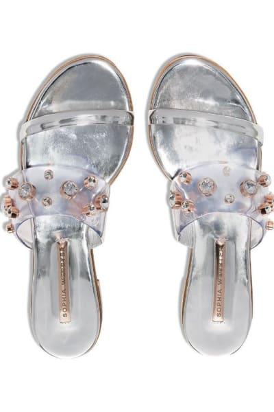 Sophia Webster Dina Embellished Sandals