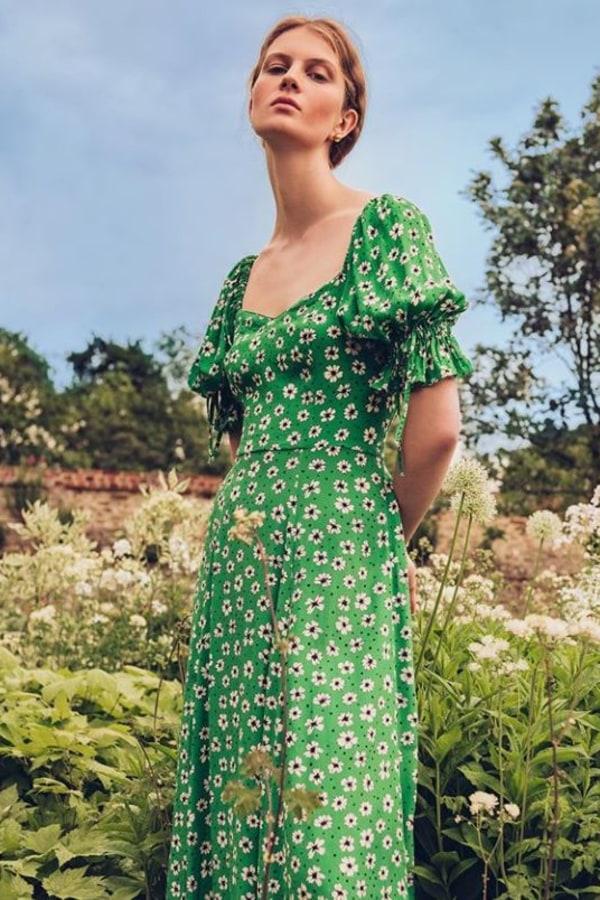 Image 2 of Ghost melina dress
