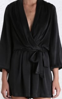 Zimmermann Silk Sueded Robe Jumpsuit 3 Preview Images