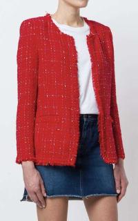 Iro Tweed Blazer 2 Preview Images