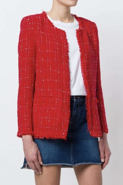 Iro Tweed Blazer 2