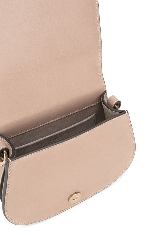 Chloé Small Nile Biscotti Beige Bag 2