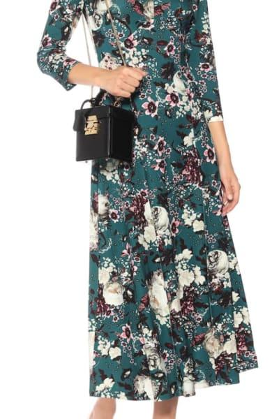 Erdem Caralina Floral Dress 2