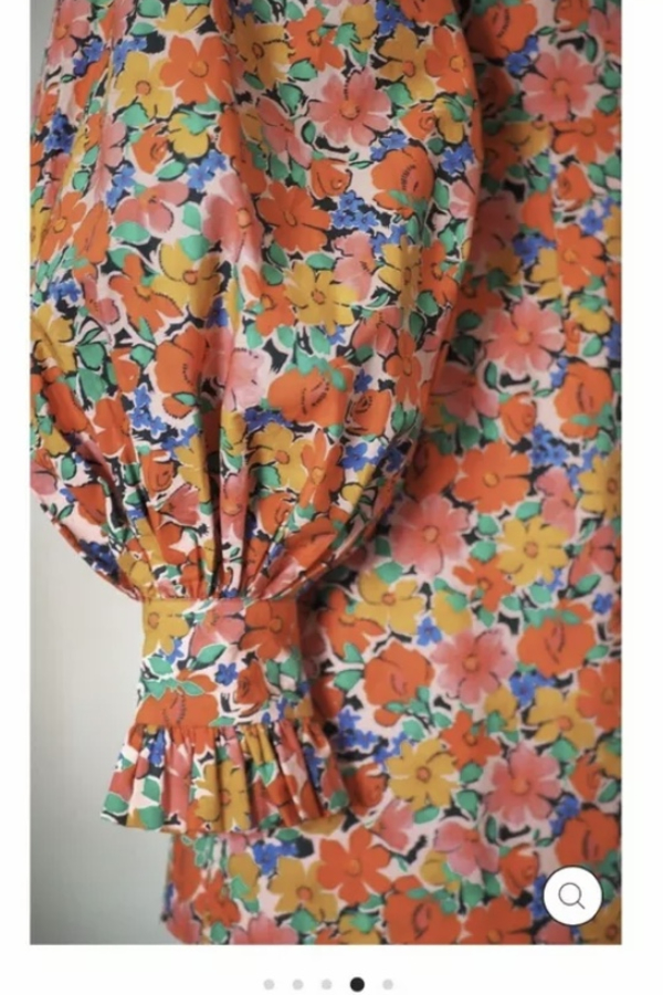 Queens of Archive Francoise 'Madeline' dress  3