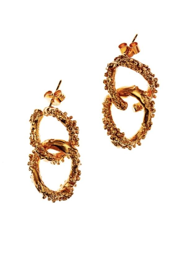 Image 1 of Alighieri rocky road earrings