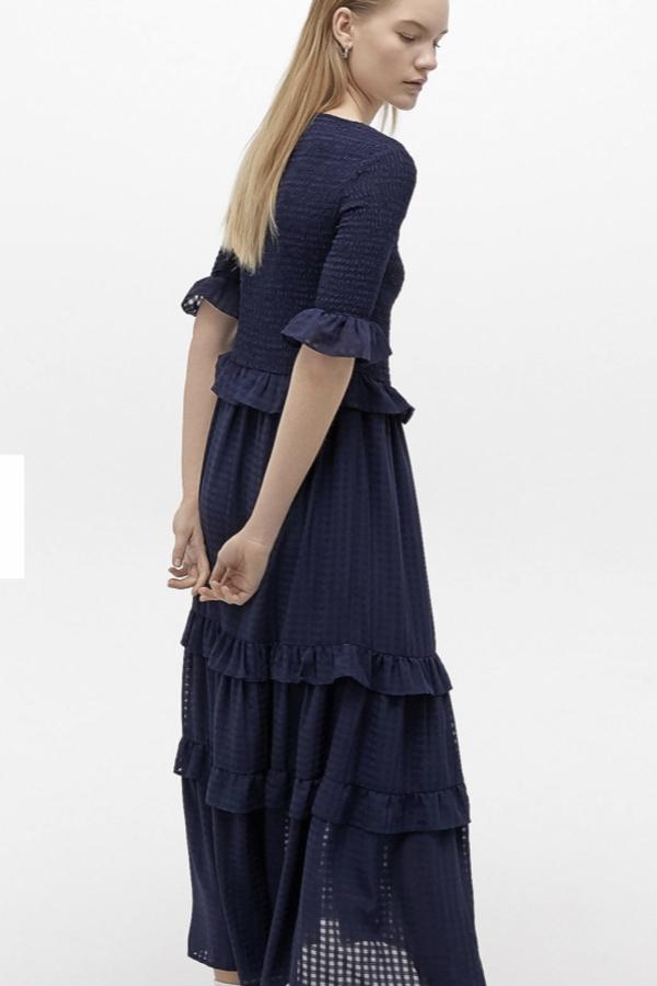 Résumé Tosca dress 2