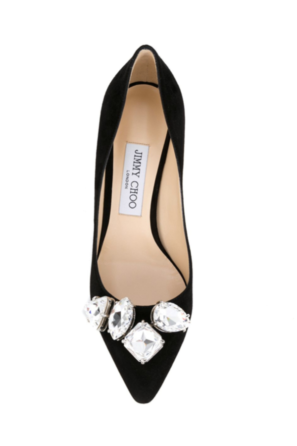 Jimmy Choo Marvel 1 Preview Images