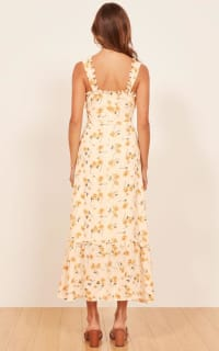 Reformation Naples Dress Preview Images