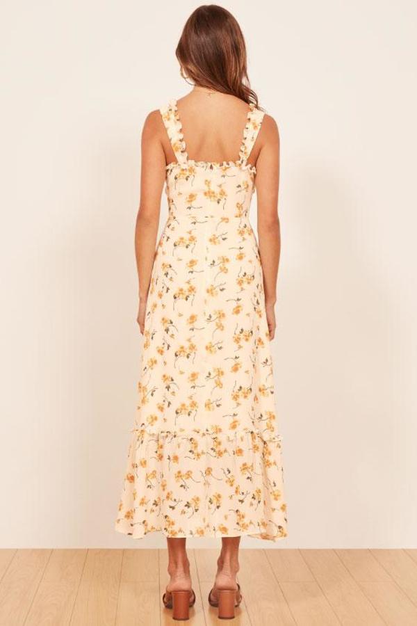 Reformation Naples Dress