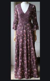 Ulla Johnson Aurora Maxi Dress 2 Preview Images