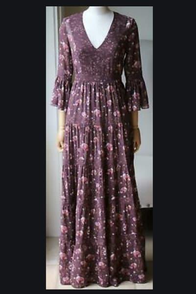 Ulla Johnson Aurora Maxi Dress 2