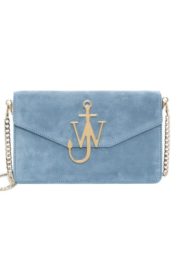 JW Anderson Bluebird Logo Purse With Chain Preview Images