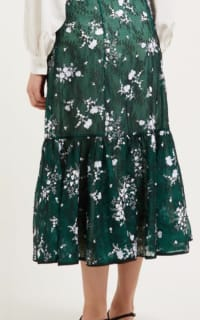 Erdem Claudina high-rise floral lace 3 Preview Images