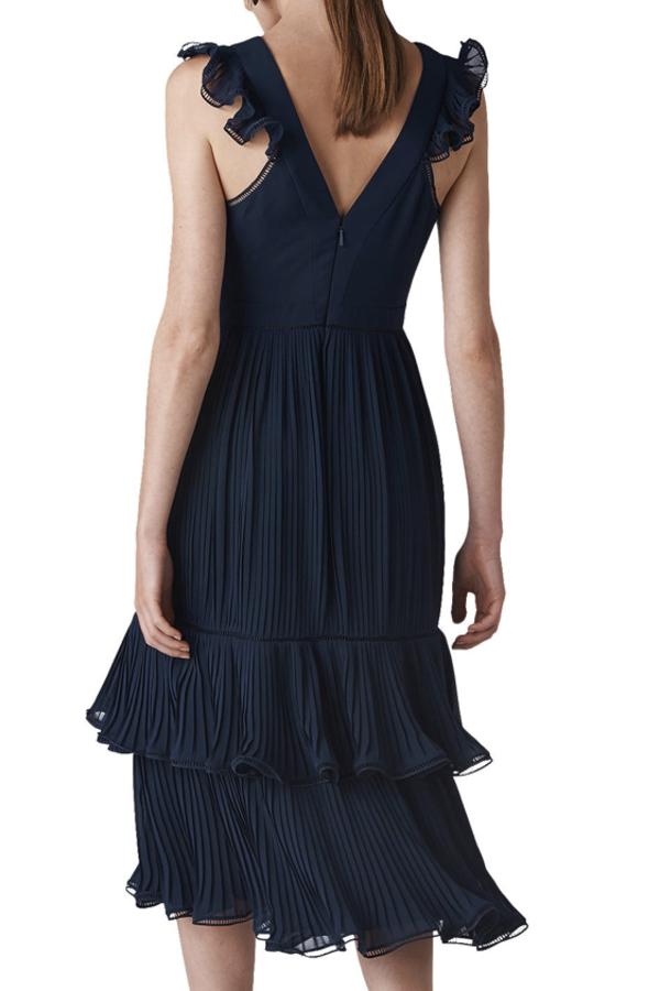 Whistles Florella Pleated Dress 2