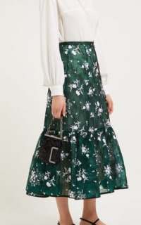 Erdem Claudina high-rise floral lace 2 Preview Images