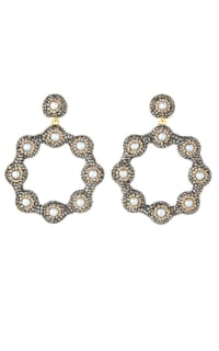 SORU Baroque Pearl Earrings 3 Preview Images