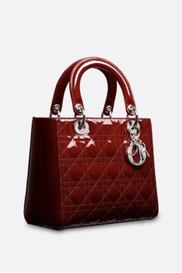 Dior Lady Dior Medium Bag 3