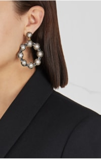 SORU Baroque Pearl Earrings Preview Images